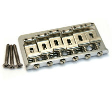 Fender 60s Mexican Classic Hardtail Bridge for Stratocaster/Strat 006-0068-000