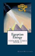 Egyptian Energy by Hutchings, Mrs Karen Ann -Paperback