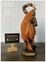 Orisa Obaluaye Statue | Estatua de Orisa Babalu Aye