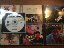 Jonathan Richman [7 CD Alben] You must have a Heart + Vas a + & Modern Lovers