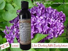Wholesale - LOT of 20 Pcs - Lilac Donkey Milk Face and Body Lotion 150ml