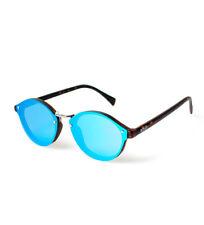 Gafas de sol de hombre azul marrón 100% UV
