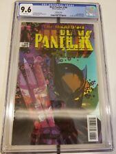 BLACK PANTHER #166 CGC 9.6 INCREDIBLE HULK #340 LENTICULAR  COVER SWIPE NM+