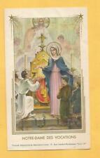 IMAGE PIEUSE  NOTRE DAME DES VOCATIONS MISSIONNAIRE CATHOLIQUES ET FRANCAIS