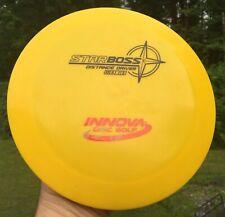 • INNOVA DISC GOLF -  STAR BOSS Driver Yellow 170g