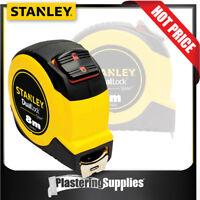 Stanley Tape Measure 8m x 25mm DualLock METRIC STHT36809