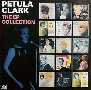 PETULA CLARK - The EP Collection - CD - Original 1990 UK Issue