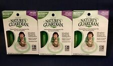 3 Boxes-9 App Sergeant's Nature's GUARDIAN Natural Flea & Tick for Cats/Kittens