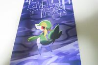 Doujinshi POKEMON Snivy (A5 36pages) Sludged room Fuyugomori Kemono winte furry