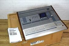 Tascam DM-4800 digital mixer mint in box-used mixing console for sale
