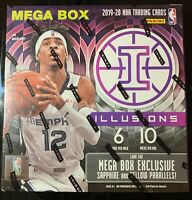2019-20 Panini Illusions Basketball Mega Box 🔥