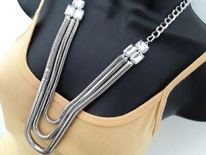 60cm Costume Jewellery Retro Style Multi Chain Necklace ref:B889