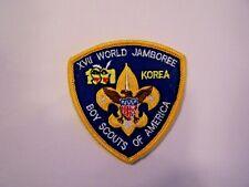 1991 World Jamboree BSA Pocket Patch