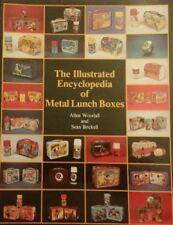 ENCYCLOPEDIA OF METAL LUNCH BOXES VALUE GUIDE BOOK Allen Woodall Sean Brickwell