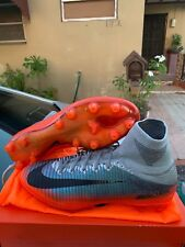 New Nike Mercurial Superfly CR7 V 5 AG-PRO ACC 852510-001 Cool Grey Mens Size 10