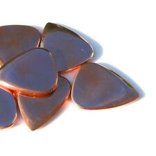 Timbertones Metal Tone Mini Guitar Pick Copper Finish - Single Pick