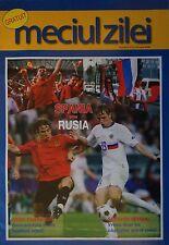 Programm LS 26.6.2008 Spanien Spain - Russland Russia