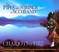PIPES & STRINGS OF SCOTLAND - CHARIOTS OF FIRE NEW CD