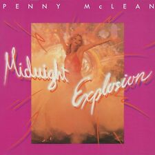 Penny McLean - Midnight Explosion New Sealed Import CD Remastered