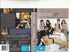 Gossip Girl-2007-TV Series USA-[The Complete Second Series-7 DVD Set]-7 DVD