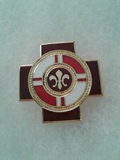 Authentic US Army 28th General Hospital Unit DI DUI Insignia Crest G23