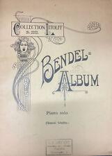 Bendel-Album