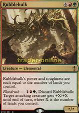 Rubblehulk (Geröll-Moloch) Commander 2016 Magic