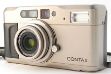 ✈︎USA FedEx✈︎【EXC+++++】 Contax TVS Point & Shoot 35mm Film Camera From Japan