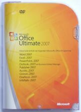 Microsoft Office 2007 Ultimate - Retail/Box - Vollversion - mit Groove, Infopath