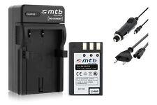 Baterìa EN-EL9 + Cargador para Nikon D40, D40x, D60, D3000, D5000