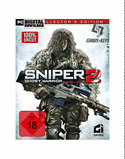 Sniper Ghost Warrior 2 Collector's Edition Steam Key Pc Code [Blitzversand]