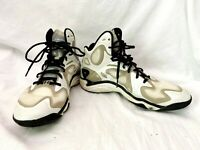Under Armour Micro G Anatomix Spawn Basketball Shoes 1238925-109 Wht/blk Size 11