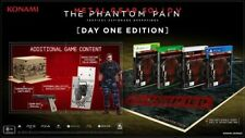 METAL GEAR SOLID V: THE PHANTOM PAIN DLC PS3 DAY ONE