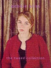 Debbie Bliss Knitting Book ::The Tweed Collection:: New