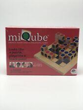 MiQube MindWare Board Game Puzzle Educational Strategic Math