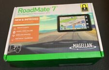 "Magellan Roadmate 7"" GPS Navigation 7771T-LMB-lifetime Map & Software Updates"