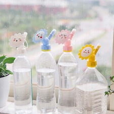 Gardening Plant Watering Attachment Spray-head Soft Drink Bottle Water Can Oh