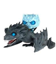 Funko Pop! Game of Thrones: Viserion y Night King Figura (28671)