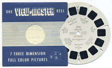 DANCES of INDIA 1952 Scarce Sawyer's ViewMaster Single Reel 4309