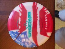 Dynamic Discs Lucid Trespass - American Flag Tie Dye 174g