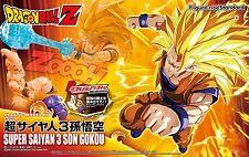 Bandai Figure-Rise Standard Dragon Ball Z Super Saiyan 3 Son Goku New Japan