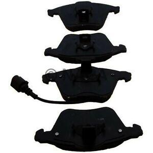 Disc Brake Pad Set-DOHC, 24 Valves Front NAPA/RAYLOC SAFETY STOP-RSS SS7796BM
