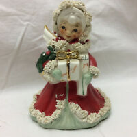 Vintage Napco Christmas Angel Made in Japan