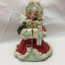 Vintage Napco Christmas Angel Made in Japan