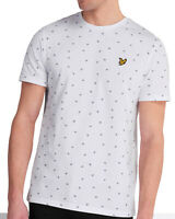 Lyle and Scott  Wave Print T-shirt