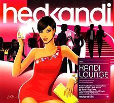 HED KANDI - KANDI LOUNGE - 2X CDS IBIZA DEEP / FUNKY / CHILLED / HOUSE CDJ CD DJ
