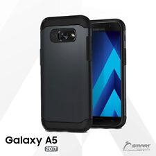 Armor Heavy Duty Case Cover Hybrid Hard Soft for Samsung Galaxy A5 2017