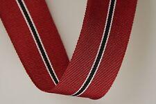 II WK Ordensband Orden Band Kreuz 50 Meter Bänder Winterschlacht im Osten
