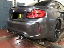 1 * New BMW M2 M3 M4 Carbon Fiber Finish M Performance Exhaust Tip