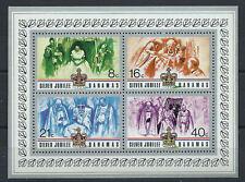 Bahamas Bloc N°19** (MNH) 1977 - 25eme anniversaire de l'accession au trône